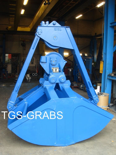Bulk cargo grab / for bulk carriers / for ships TWO ROPE The Grab Specialist BV