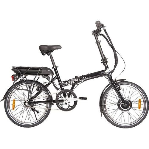 electric folding bike / for boats