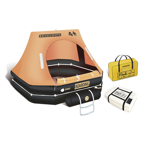 boat liferaft / offshore / ISO 9650-2