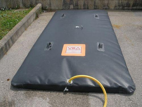 Water tank / temporary storage / bendable Vira Soluzioni