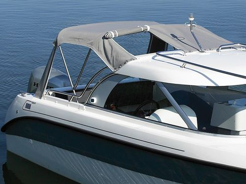 Power boat awning VA-Varuste Oy