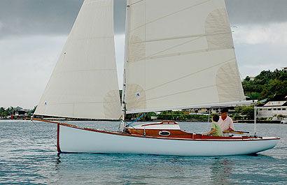monohull / coastal racing / dayboat / classic