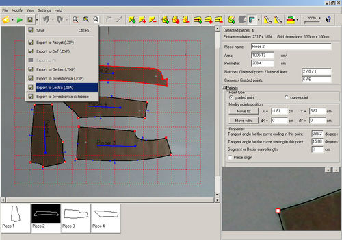 pattern digitizing software / shipyard
