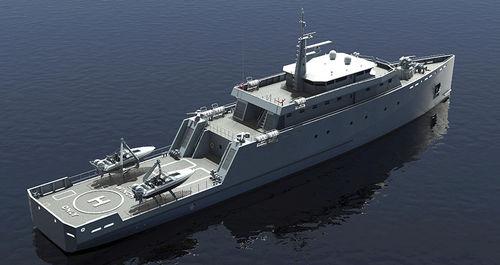 patrol special vessel / training
