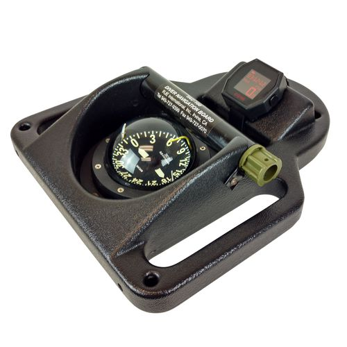 Diver navigation and location system TAC-100D Swim Board RJE International Inc.