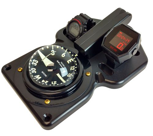Diver navigation and location system TAC-300 Combat Swim Board  RJE International Inc.