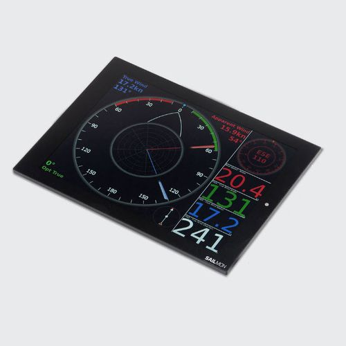 boat display / multi-function / control