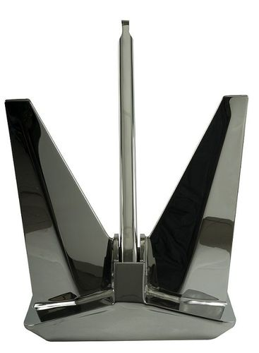 Pool anchor / for yachts / stainless steel / galvanized steel