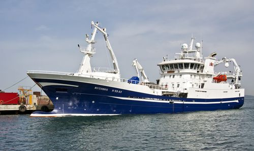 fishing trawler commercial fishing vessel - Cemre Shipyard