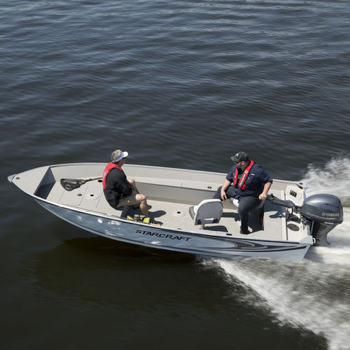 outboard small boat / open / sport-fishing