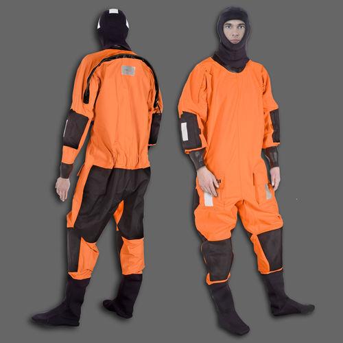 survival suit / full / unisex / SOLAS