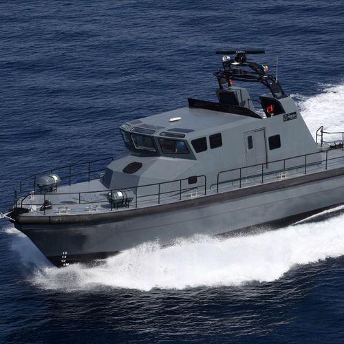 patrol boat / inboard
