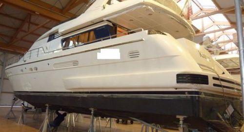 cruising motor yacht - Astondoa