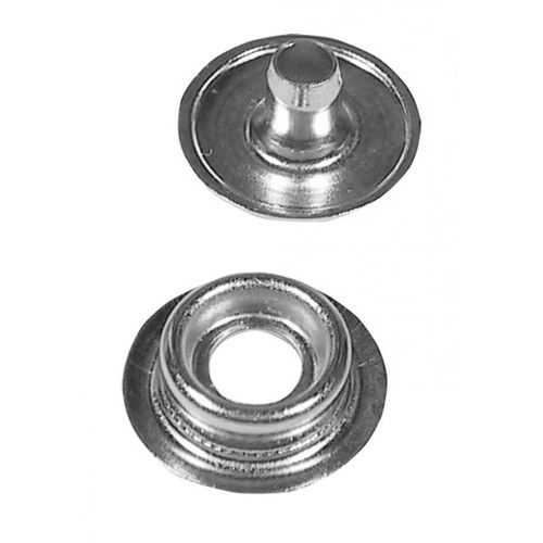 boat snap fastener / for covers / male