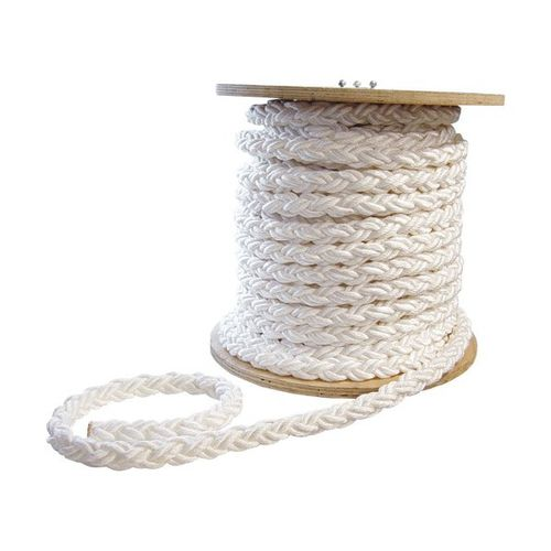 mooring cordage / double-braid / for sailboats / polyester core