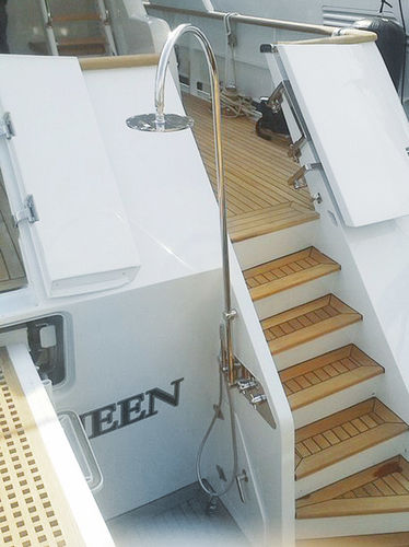 Yacht shower / boat deck ARCO Y Inoxstyle