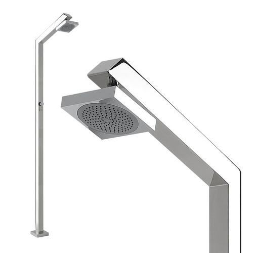 Yacht shower / boat deck / stainless steel TECNO CUBE Inoxstyle