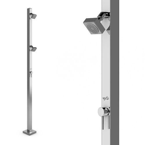 Yacht shower / boat deck TECNO CUBE SQUARE Inoxstyle