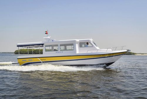 Inboard passenger boat TOURING 40 Smart Own