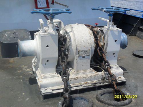 fishing ship winch / anchor / hydraulic drive / electric drive