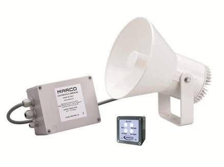 digital horn / for boats