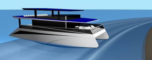 power catamaran motor yacht / cruising / high-performance / expedition