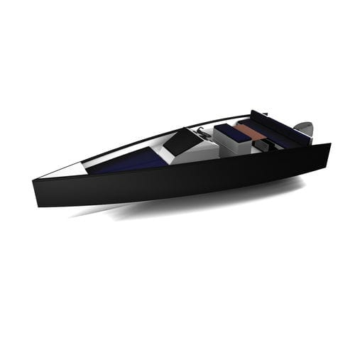 outboard center console boat / electric / diesel / hybrid