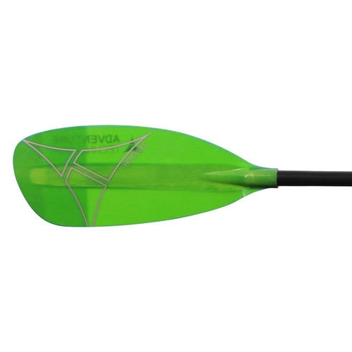 kayak paddle / white-water / asymmetrical / double
