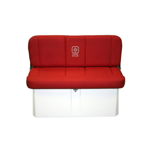 boat bench seat / 2-person