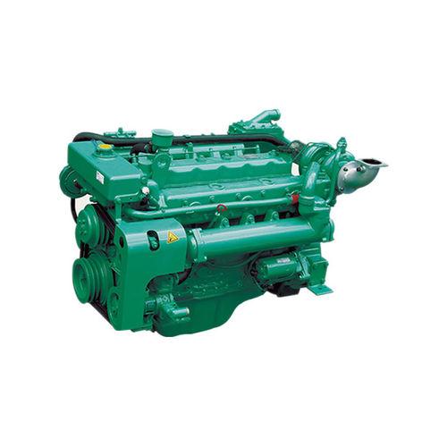 professional vessel engine / inboard / diesel / direct fuel injection