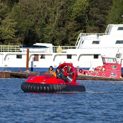 Commercial hovercraft / private Coastal Pro II The British Hovercraft Company Ltd
