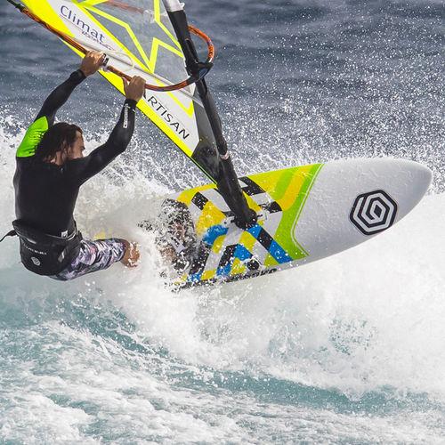 wave windsurf board / freestyle / all-around / freewave