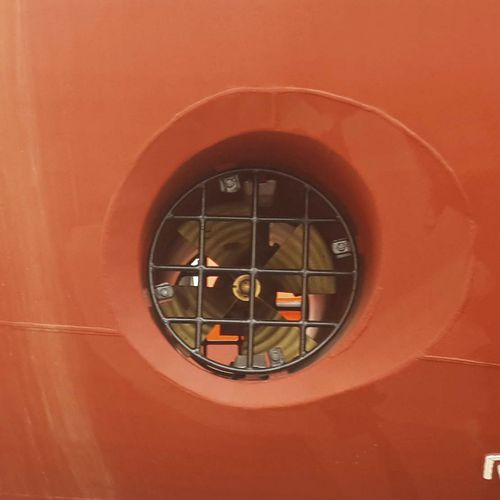bow thruster / stern / professional vessel / for ships