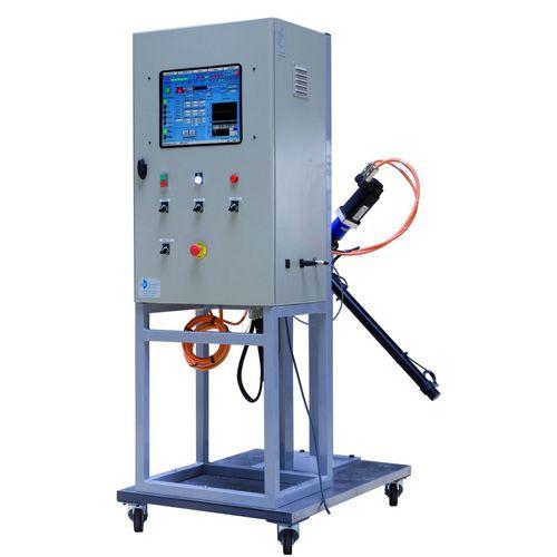 RTM injection machine / shipyard