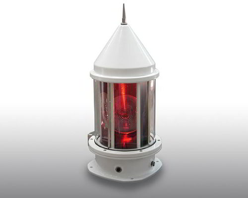 beacon signalling light / xenon / incandescent / red