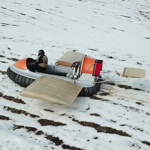 commercial hovercraft / private / military / passenger