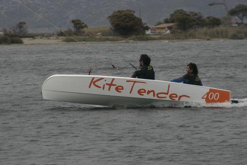 kite sailing dinghy / double-handed / regatta
