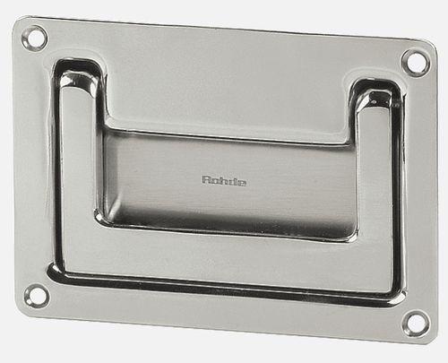 Boat handle / stainless steel EE-03 Rohde Technics