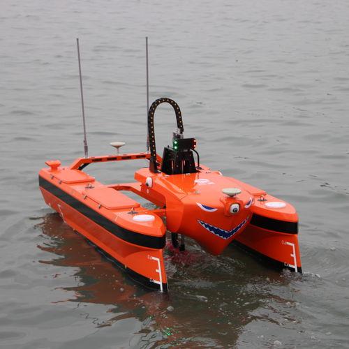 oceanographic survey marine drone / for hydrographic surveys / for environmental measurements / patrol