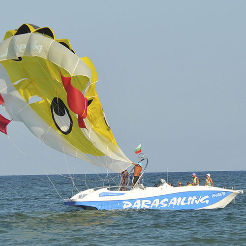 inboard parasail boat