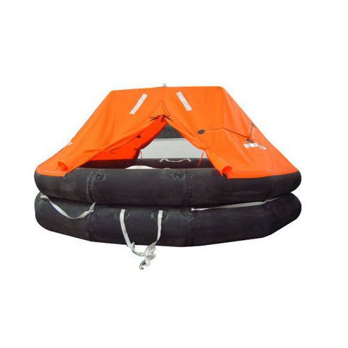ship liferaft / offshore / throw-overboard / inflatable
