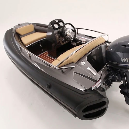 yacht tender inflatable boat - Argos Nautic Manufacturing LLC