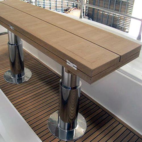 electric table pedestal
