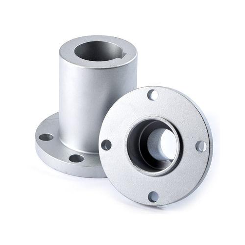 flange mechanical coupling / for boats / for shafts