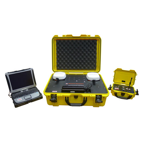 Monitoring portable pilot unit / FPSO / for offshore service vessels ShuttlePilot System Navicom Dynamics