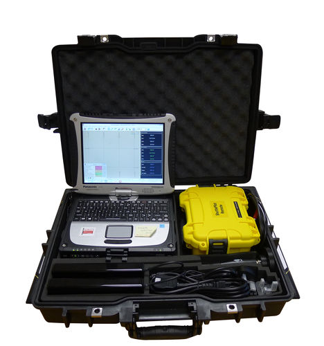 mooring portable pilot unit / FPSO