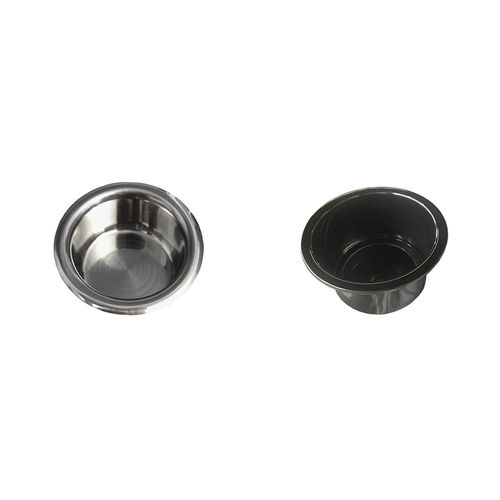 stainless steel boat cup holder