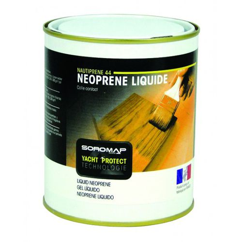 single-component adhesive / neoprene / for wood / rubber