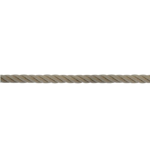 mooring cordage / twisted / for sailboats / polyester core
