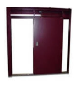 A60 sliding fire door for ships Joiner Systems Inc